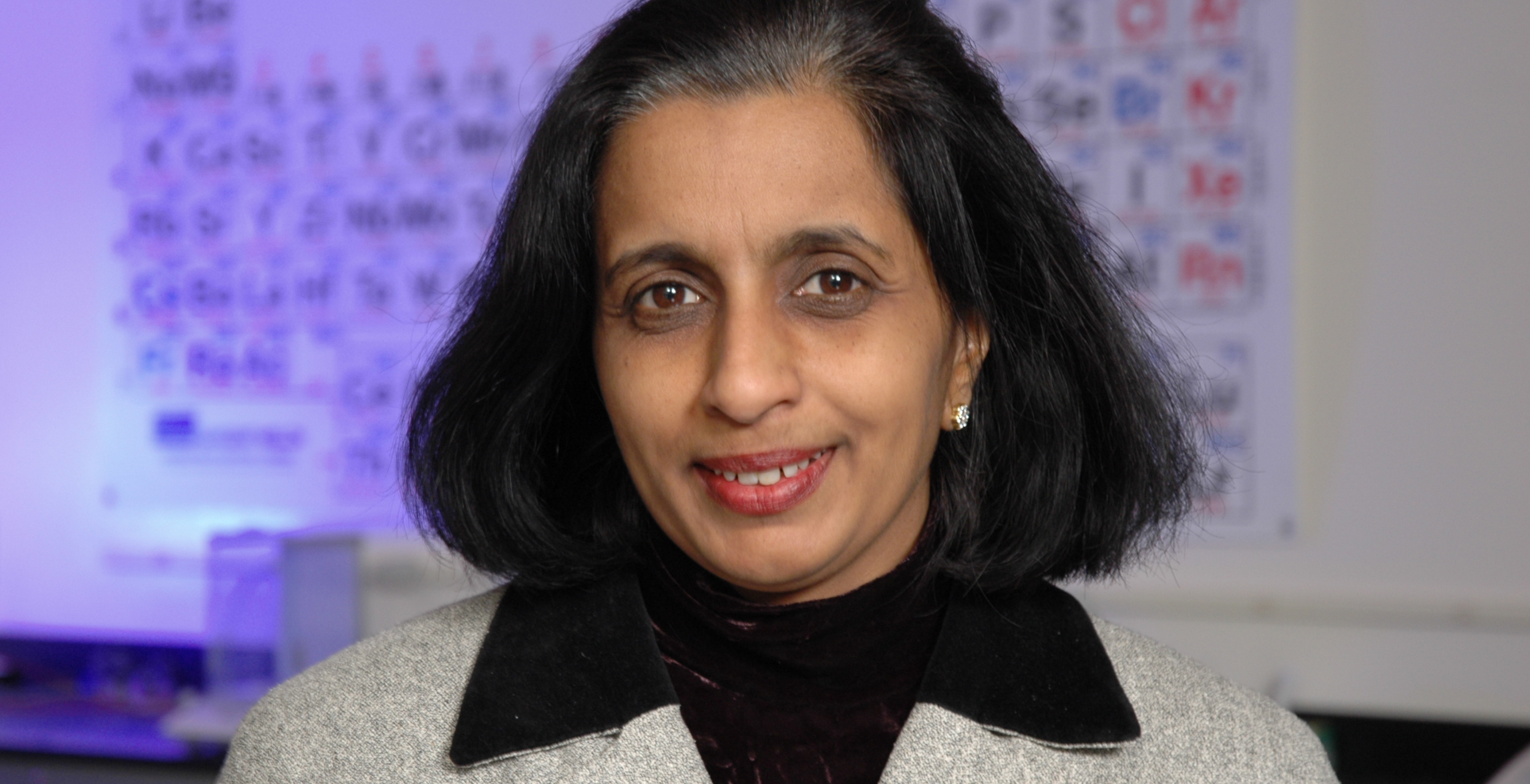Photo of Dr. Pushpa Ramakrishna